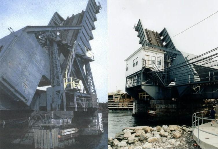 old midwest bridges king iron bridge manufacturing company moveable bridges